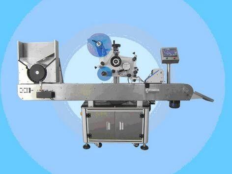 کاسمیٹکس کے لئے خودکار شیشی لیبلنگ مشین کیل پولش لیبل اسٹیکر مشین