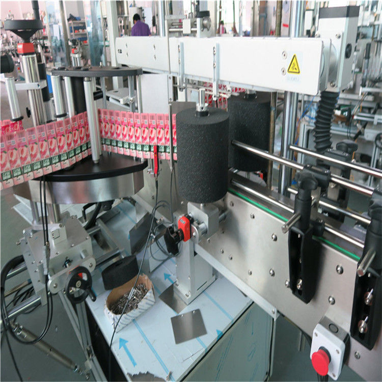 خودکار رولڈ لیبل چپکنے والی اسٹیکر لیبلنگ مشین 220V / 380V