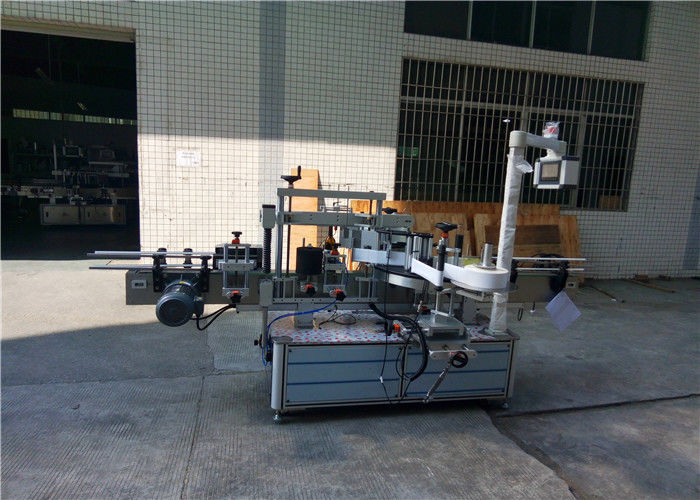 مکمل خودکار اسکوائر بوتل لیبلنگ مشینری 4000-8000 B / H صلاحیت