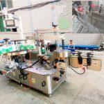 شیمپو اور ڈٹرجنٹ کیلئے خودکار خود چپکنے والی لیبلنگ مشین
